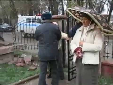 Demolition of Hindu homes by Islamic government of Kazakhsta