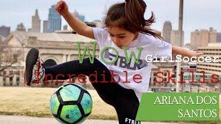 Baixar Incredible Skills Ariana Dos Santos 5 Years old