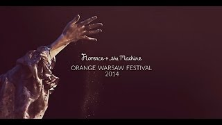 Florence + the Machine - Orange Warsaw Festival 2014 Moments