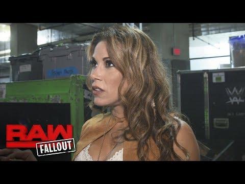 "Mickie James on why Alexa Bliss' attitude is ""getting old"": Raw Fallout, Oct. 9, 2017Kaynak: YouTube · Süre: 1 dakika58 saniye"