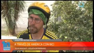 AVENTURA EN DOS RUEDAS - SILVIO MUCHUT