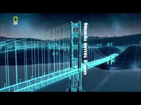 The longest suspension bridge in the world full video (HD+)