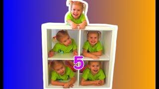 Cinco pequeño bebé   Canción infantil y canción de bebés   Canciones infantiles para niños