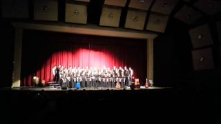 GILA RIDGE CONCERT CHOIR - OVER HILL, OVER DALE