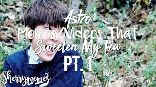 Cover images Astro Memes/Videos That Sweeten My Tea Pt. 1
