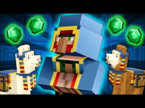 How The Wandering Trader was Made - Minecraft