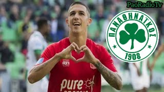Aitor Cantalapiedra (Best moments) | Welcome to Panathinaikos YouTube Videos