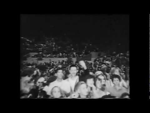 THE BEATLES LIVE AT  COW PALACE, SAN FRANCISCO,CA.1965