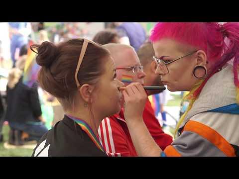 Malmö Pride 2017 - Short Info Showcase