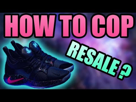 How To Get The Paul George PlayStation 2 ! | Nike PG2 PLAYSTATION Release Info !