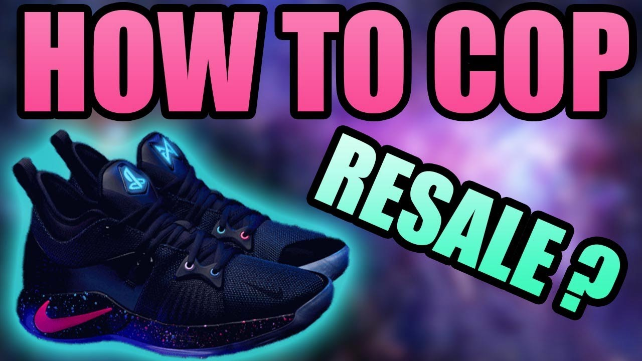 newest 9cbb1 e2ac7 How To Get The Paul George PlayStation 2 ! | Nike PG2 PLAYSTATION Release  Info !