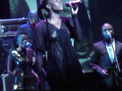Unathi Nkayi-Mother's Love Song (In Honour Album Launch)