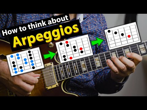 Arpeggios - Things To Get Right From The Beginning