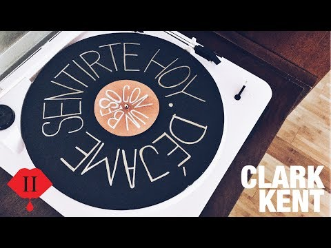 Hey Bésala. - Clark Kent (Lyric Video)