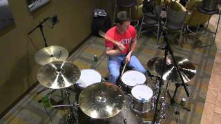 Bottoms up - Nickelback - Drum Cover - (Chase)