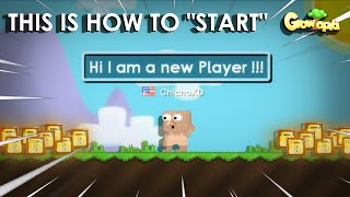 "This is How When I be a "" NEW PLAYER "" 