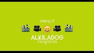 Me Ignoras - Alkilados [Making Of]
