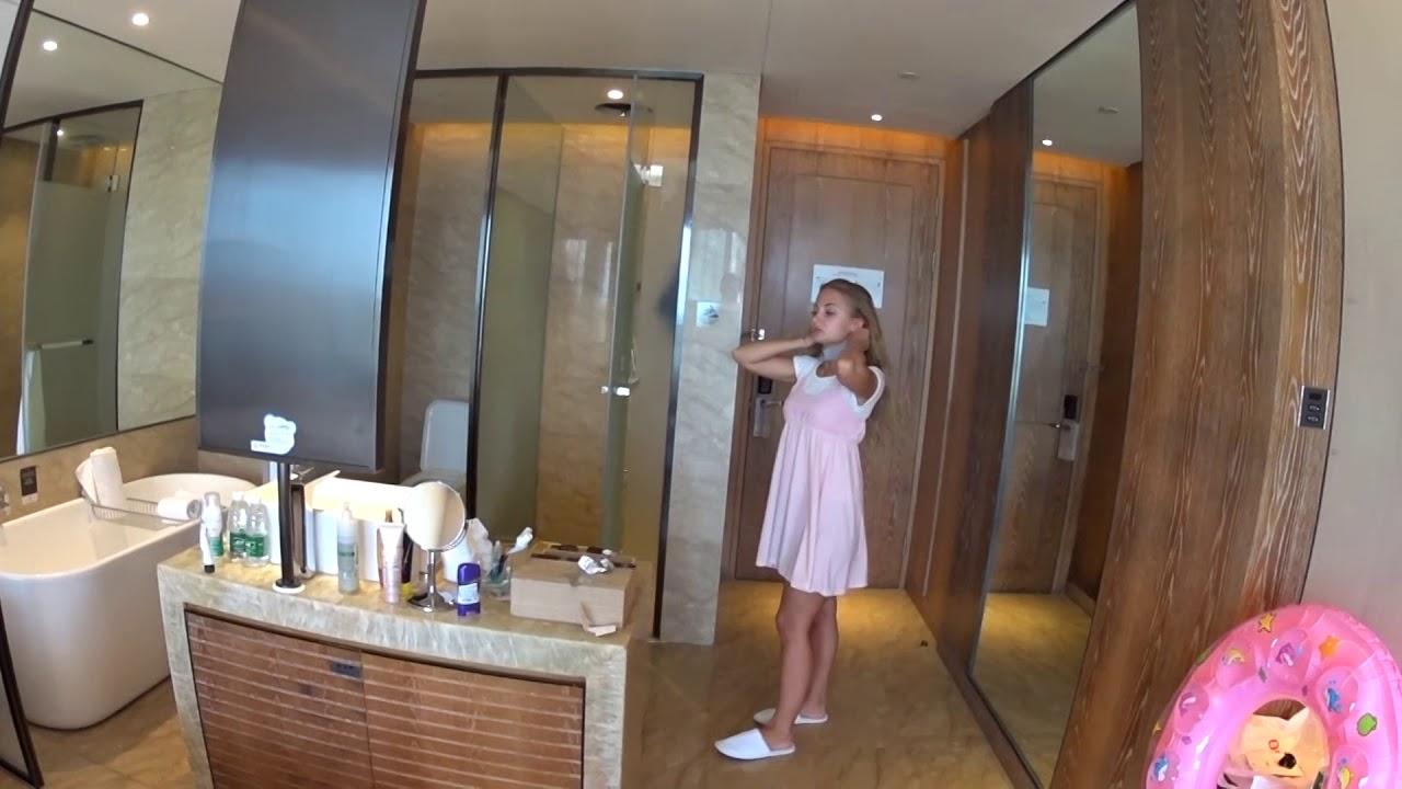 Обзор отеля Harman Resort Hotel, видео