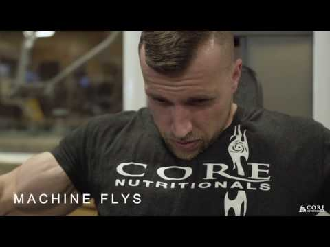 PUMP SESSION-EPISODE 2-CHEST DAY WITH DOUG MILLER