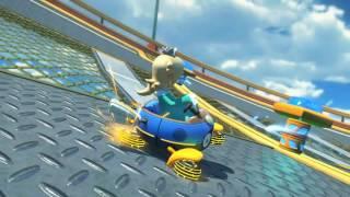 Wii U - Mario Kart 8 - Aeropuerto Soleado