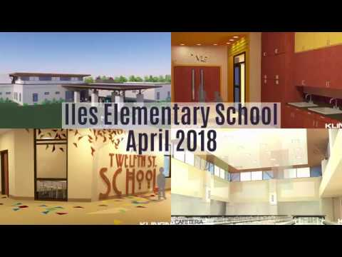 Iles Elementary School - April 2018 Update