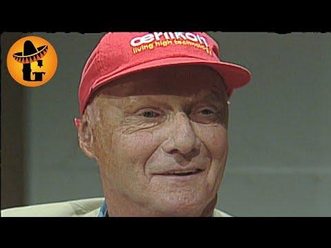 Niki Lauda - Sein einziger Auftritt bei Willkommen Österreich (2008)