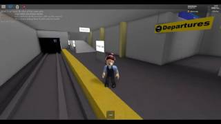 TRP | New train!!! | Tomas rail Public | ROBLOX