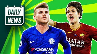 Chelsea to SIGN Werner! + How Liverpool could complete Zaniolo deal ► Daily News