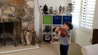 Repeat youtube video Playing Catch with Kevin Frazier