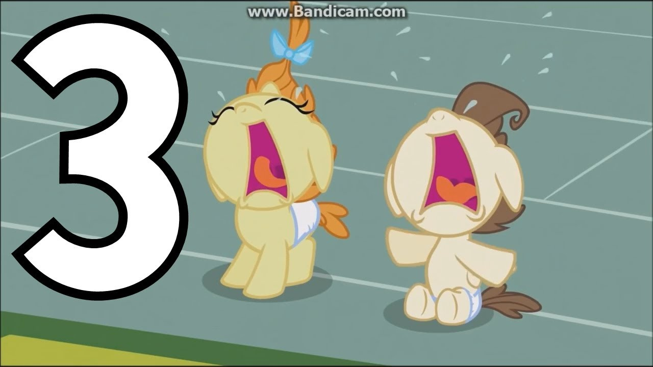 My Little Pony: Crying Compilation 3
