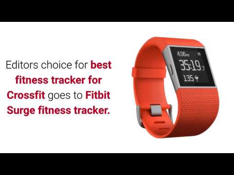 What Is The Best Fitness Tracker For Crossfit In 2017?