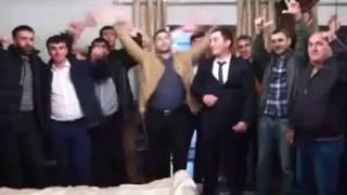 Первая свадьба в Ахтах 2017-году
