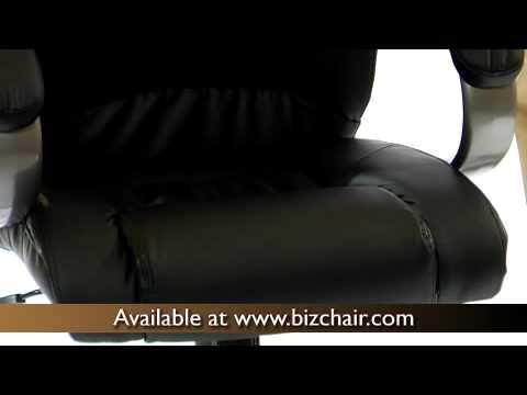High Back Leather Executive Office Chair (BT 9088 BK GG Or BT 9088 BRN GG)    YouTube