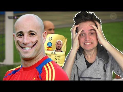 REINA IS NIET TE VERSLAAN - FIFA 17 Ultimate Team #12