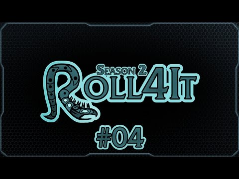 Roll4It Shadowrun S2 #04 J4D3 and the Pineapple Pizza
