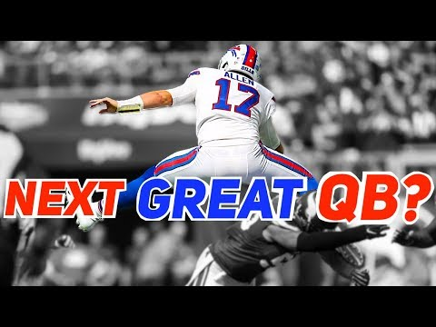 Why Josh Allen Is The next GREAT NFL Quarterback