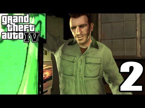 KICK HIM IN THE BALLS   GTA IV GAMEPLAY WALKTHROUGH PART 2