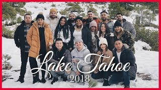 LAKE TAHOE CABIN TRIP WITH THE SQUAD || VLOGMAS DAY 15 &16
