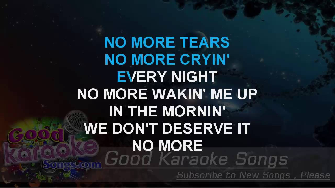Mary J Blige - Real Love Lyrics - YouTube