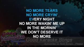 No More Drama - MARY J BLIGE (Lyrics Karaoke) [ goodkaraokesongs.com ]