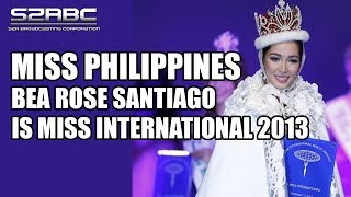 Miss International 2013: Miss Philippines Bea Rose Santiago Wins The Title