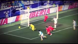 Jeremy Toulalan Skills 2011/12 - Málaga C.F.