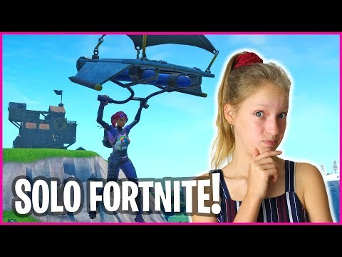 THE WORST PLAYER IN FORTNITE EVER!!!