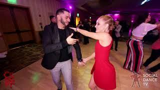 Ernesto Bulnes & Natasha Tia - Salsa social dancing | Chicago Salsa & Bachata Festival 2019