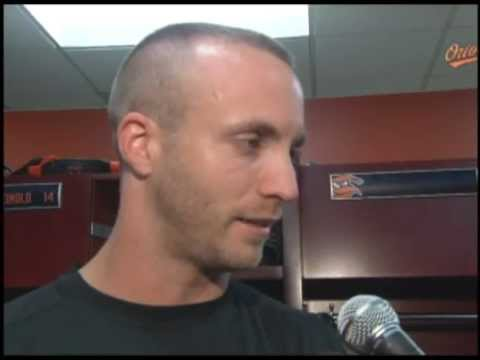 Nolan Reimold and Ryan Flaherty share their feelings going into opening day