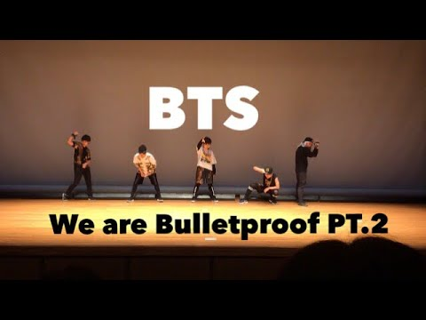 BTS(방탄소년단)/We are Bulletproof Pt.2 covered by 98년생