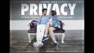 PRIVACY | PIYUSH BHAGAT & SHAZIA SAMJI | CHOREOGRAPHY | CHRIS BROWN