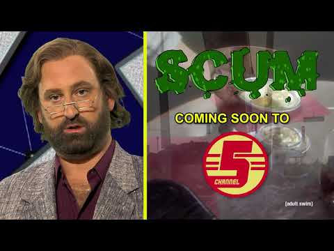 Channel 5 – your home for everything Tim and Eric – is coming soon to adultswim.com