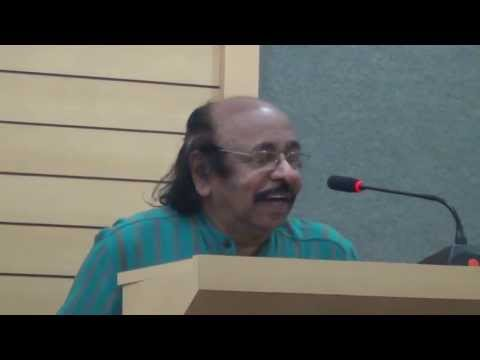 Dr. K. Satchidanandan on Indian Literature