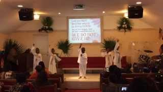 Ruach Junior Dance Ministry-It